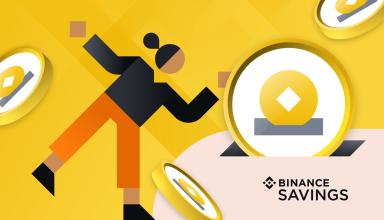 Binance savings crypto
